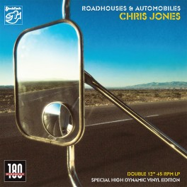 Chris Jones Roadhouses & Automobiles 2LP 45rpm 180 Gram Vinyl Special High Dynamic Stockfisch 2016 EU