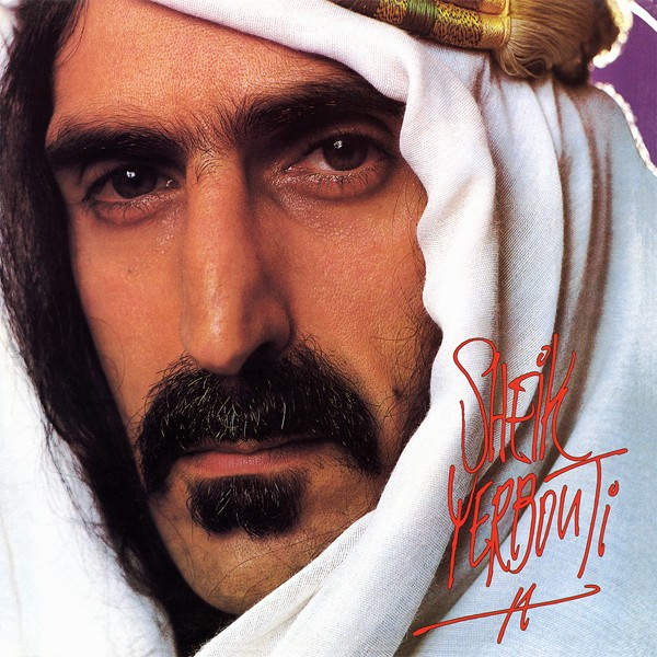 Frank Zappa Sheik Yerbouti 2lp 180 Gram Vinyl Gatefold