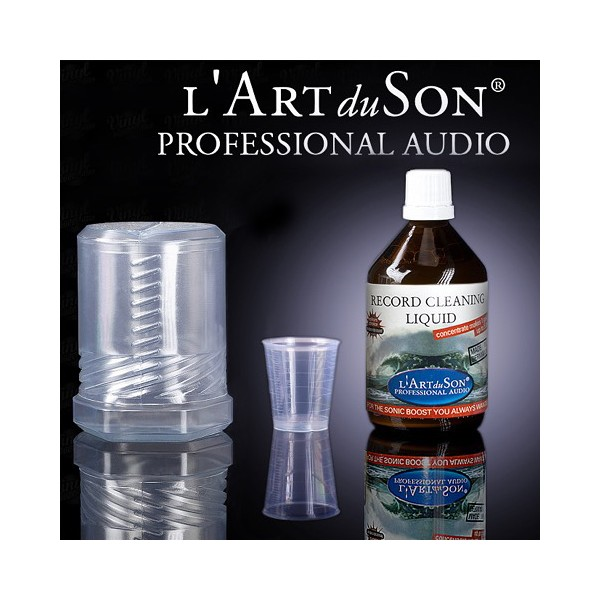 L Art Du Son Vinyl Record Cleaning Fluid Loricraft 100ml