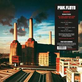 Pink Floyd Animals LP 180 Gram Vinyl Gatefold Remastered