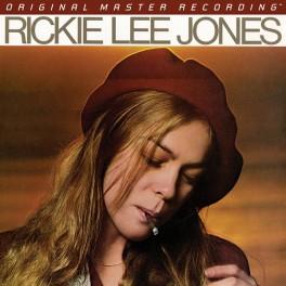 Rickie Lee Jones 2LP Vinil 180g 45rpm Edição Limitada Numerada Caixa Krieg Wunderlich MFSL 2013 USA