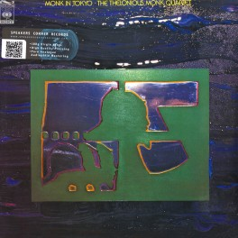 The Thelonious Monk Quartet Monk In Tokyo 2LP 180 Gram Vinyl Speakers Corner Pallas Germany 2016 EU
