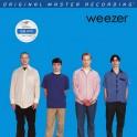 Weezer Blue Album LP Vinil Azul Mármore 180 Gramas Edição Limitada Numerada MFSL MoFi 2016 USA