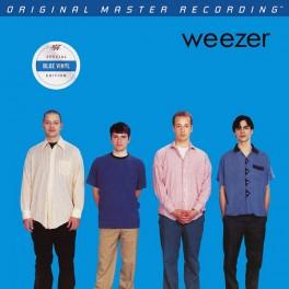 Weezer Blue Album LP 180 Gram Blue Marble Vinyl Numbered Limited Edition MFSL MoFi 2016 USA