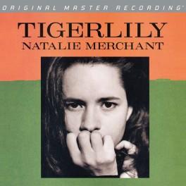Natalie Merchant Tigerlily 2LP 180 Gram Vinyl 45rpm Mobile Fidelity Numbered Limited Edition MFSL USA