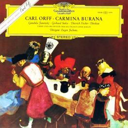 Carl Orff Carmina Burana LP 180 Gram Vinyl Jochum Deutsche Grammophon Speakers Corner Pallas EU