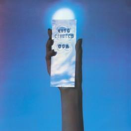 King Crimson USA LP Vinil 200 Gramas Robert Fripp Discipline Global Mobile DGM KCLP12 2015 EU
