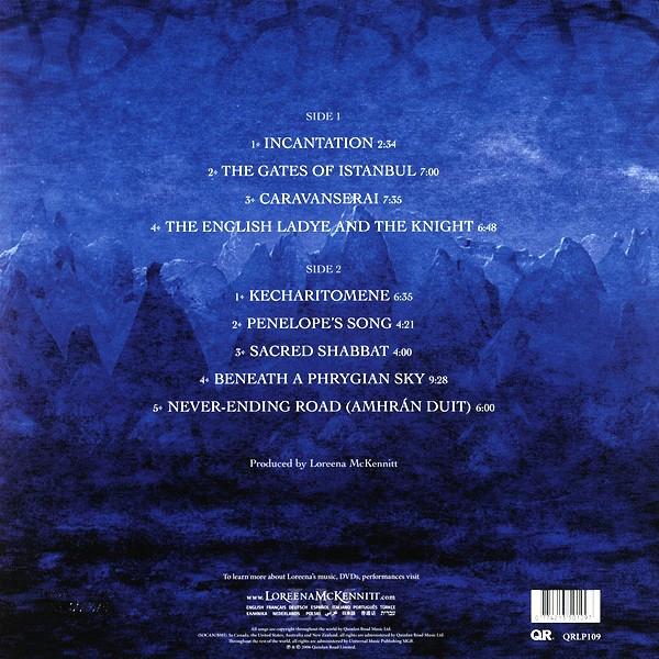 Loreena Mckennitt An Ancient Muse Lp 180 Gram Vinyl