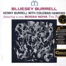 Kenny Burrell Bluesey Burrell Coleman Hawkins LP 200 Gram Vinyl Stereo Prestige Analogue Productions QRP
