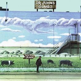 Dr. John Dr. John's Gumbo LP Vinil 200 Gramas Kevin Gray Gatefold Analogue Productions QRP 2016 USA