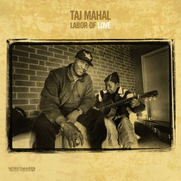 Taj Mahal Labor Of Love 2LP 200 Gram Vinyl Gatefold Kevin Gray Analogue Productions QRP 2016 USA