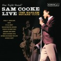 Sam Cooke One Night Stand Live At The Harlem Square Club LP 180g Vinyl Analog Spark Kevin Gray 2017 USA