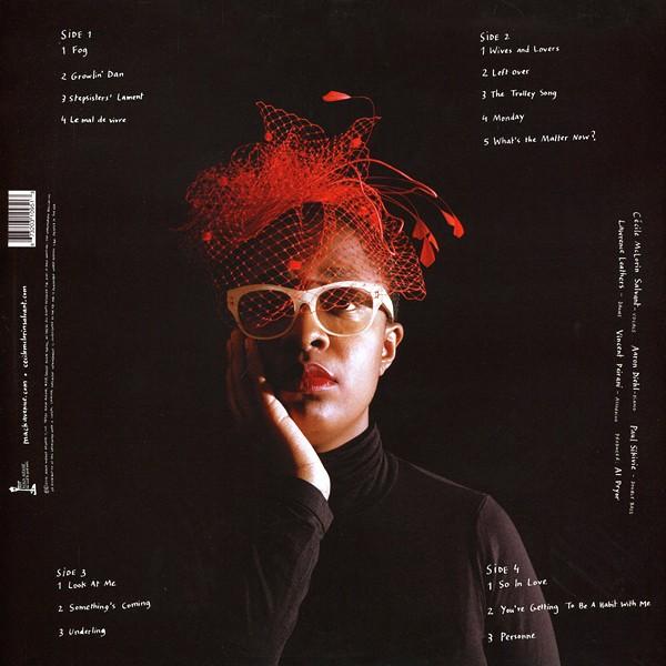 The Window Cécile Mclorin Salvant: Cécile McLorin Salvant For One To Love 2LP 180 Gram Vinyl