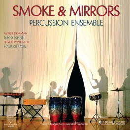 Smoke & Mirrors Percussion Ensemble LP 180 Gram Vinyl 45rpm Yarlung Records Steve Hoffman Pallas USA