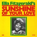 Ella Fitzgerald Sunshine Of Your Love LP Vinil 180 Gramas Audiófilo AAA Series MPS Optimal 2015 EU