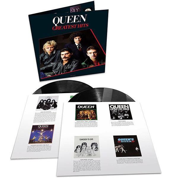Queen Greatest Hits I 2lp 180 Gram Vinyl Half Speed