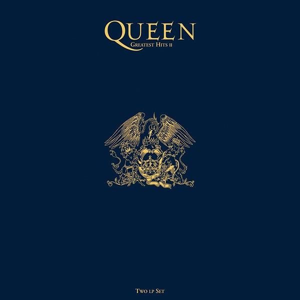 Queen Greatest Hits II 2LP 180 Gram Vinyl Half Speed ...