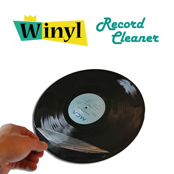 Winyl Gel Professional Cleaner For Vinyl Records 500ml