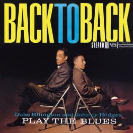 Duke Ellington & Johnny Hodges Back To Back 2LP 45rpm Vinil 200g Verve Analogue Productions QRP USA