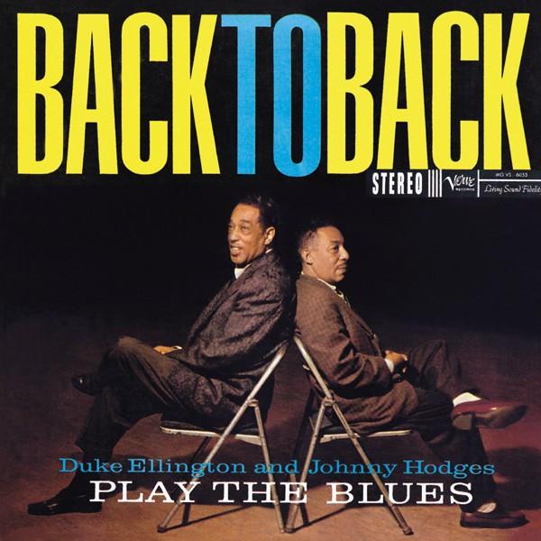 Duke Ellington Amp Johnny Hodges Back To Back 2lp 45rpm 200g