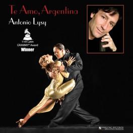 Antonio Lysy Te Amo Argentina LP Vinil 180 Gramas Yarlung Records Steve Hoffman Bernie Grundman USA