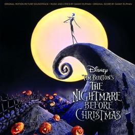 Danny Elfman Tim Burton S The Nightmare Before Christmas