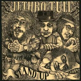 Jethro Tull Stand Up Lp Vinil 180 Gramas Steven Wilson