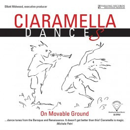 Ciaramella Dances On Movable Ground LP Vinil 180g 45rpm Steve Hoffman Bernie Grundman Yarlung USA