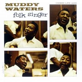 Muddy Waters Folk Singer LP 200 Gram Vinyl Analogue Productions Bernie Grundman QRP 2015 USA