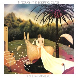 Midori Takada Through The Looking Glass 2LP 45rpm 180 Gram Vinyl Deluxe Edition Gatefold 2017 EU