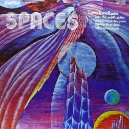 Larry Coryell Spaces LP Vinil John McLaughlin Chick Corea Miroslav Vitous Billy Cobham Vanguard USA