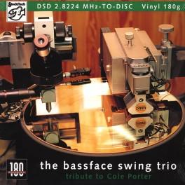 The Bassface Swing Trio Tribute To Cole Porter LP Vinil 180 Gramas Audiófilo DSD Stockfisch Records EU