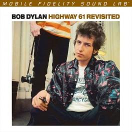 Bob Dylan Highway 61 Revisited 2LP 45rpm Vinil 180 Gramas Edição Limitada Numerada MFSL MoFi RTI USA