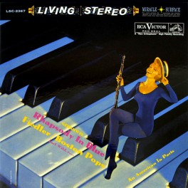 Gershwin Rhapsody In Blue An American In Paris LP Vinil 200g RCA Living Stereo Analogue Productions