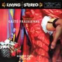 Offenbach Gaite Parisienne Arthur Fiedler LP 200g Vinyl RCA Living Stereo Analogue Productions QRP USA