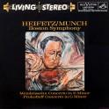 Mendelssohn & Prokofiev Concertos Heifetz Munch LP Vinil 200g RCA Living Stereo Analogue Productions