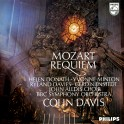 Mozart Requiem Sir Colin Davis BBC LP 180 Gram Audiophile Vinyl Philips Speakers Corner Pallas EU