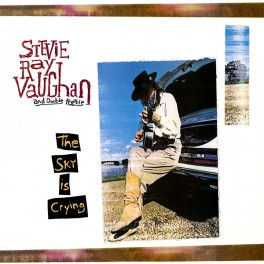 Stevie Ray Vaughan Double Trouble The Sky Is Crying 2LP 45rpm Vinil 200gr Analogue Productions QRP USA