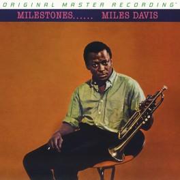 Miles Davis Milestones 180g Vinyl LP Mobile Fidelity Sound Lab Numbered Limited Edition Mono MFSL USA