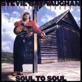 Stevie Ray Vaughan and Double Trouble Soul To Soul 2LP 45rpm Vinil 200gr Analogue Productions QRP USA