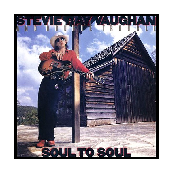 Stevie Ray Vaughan And Double Trouble Soul To Soul 2lp