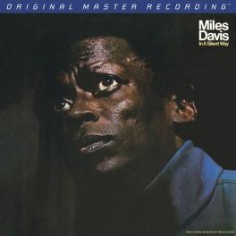 Miles Davis In A Silent Way LP Vinil 180gr MFSL Mobile Fidelity Sound Lab Edição Limitada Numerada RTI USA