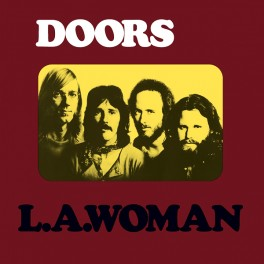 The Doors L.A. Woman 2LP 45rpm 200g Vinyl Doug Sax Bruce Botnick Analogue Productions QRP 2012 USA