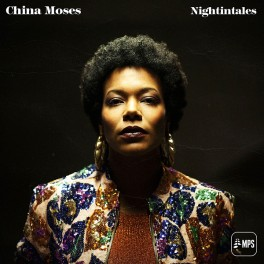 China Moses Nightintales LP Vinil 180 Gramas Audiófilo MPS Music Optimal Alemanha 2017 EU