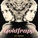 Goldfrapp Felt Mountain LP 180 Gram White Vinyl Mute Records Optimal Media Germany 2015 EU