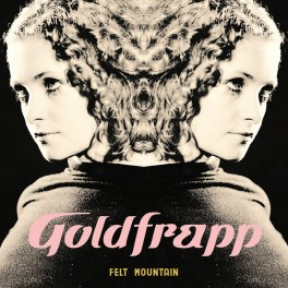 Goldfrapp Felt Mountain LP 180 Gram White Vinyl Mute Records Optimal Media Germany 2015 EU