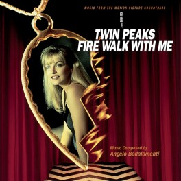 Angelo Badalamenti Twin Peaks Fire Walk With Me LP 180g Vinyl Original Soundtrack Warner Rhino 2017 EU