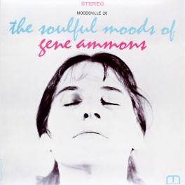 The Soulful Moods of Gene Ammons LP Vinil 200g Prestige Analogue Productions Kevin Gray QRP USA