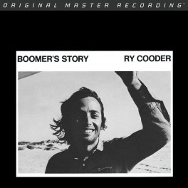 Ry Cooder Boomer's Story LP 180g Vinyl Mobile Fidelity Sound Lab Numbered Limited Edition MFSL 2017 USA