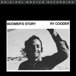 Ry Cooder Boomer's Story LP Vinil 180g Mobile Fidelity Sound Lab Edição Numerada Limitada MFSL 2017 USA
